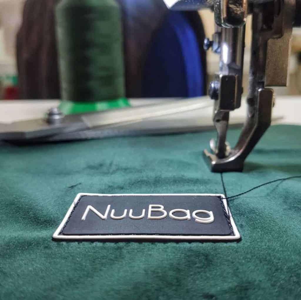 Ręcznie szyte torebki NuuBag