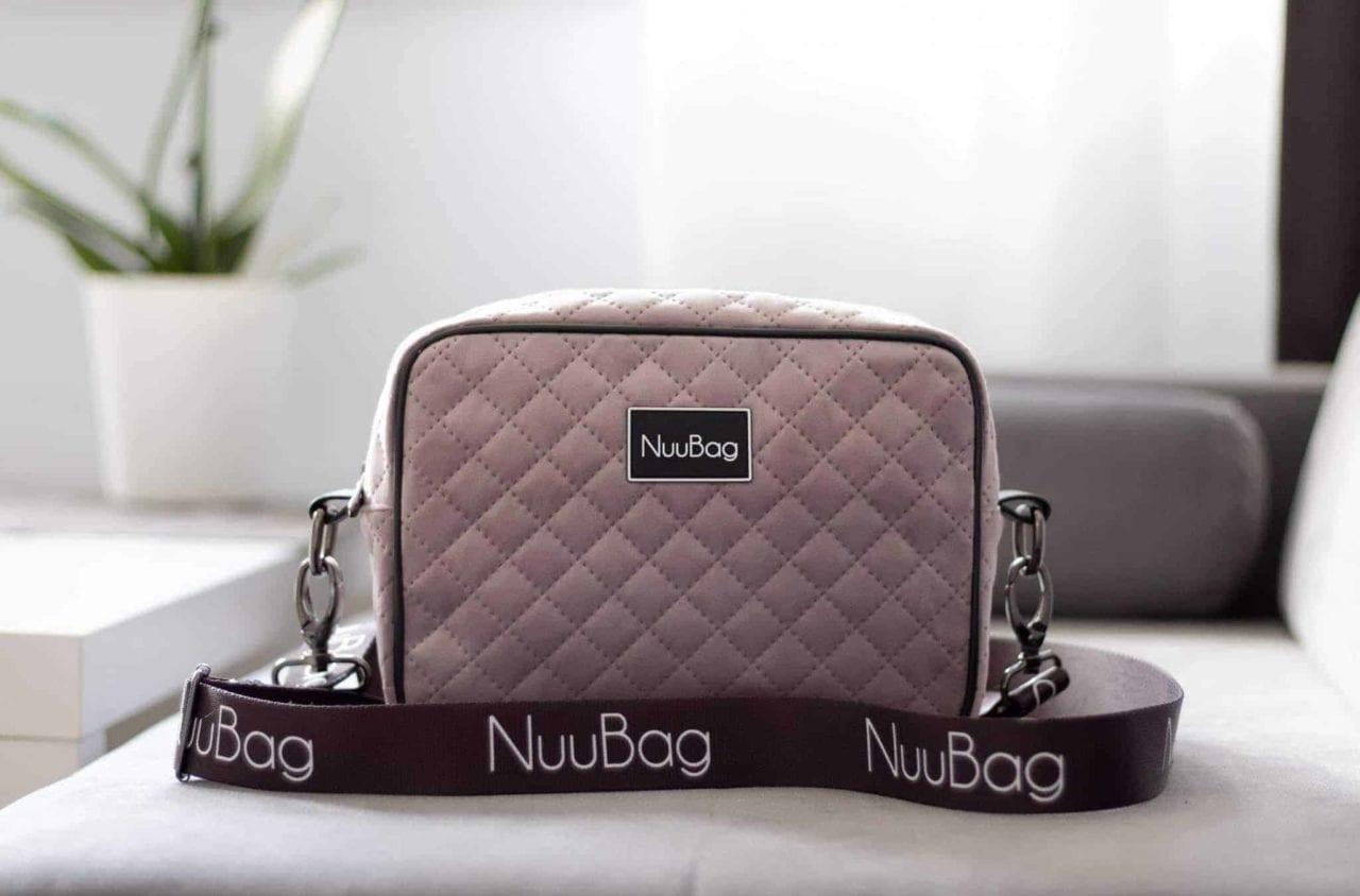 różowa torebka damska handmade. Polska marka torebek NuuBag