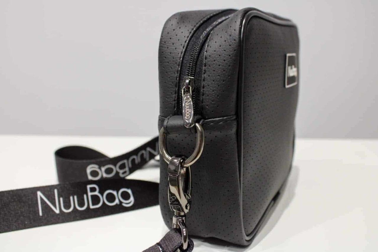 Mala czarna torebka handmade