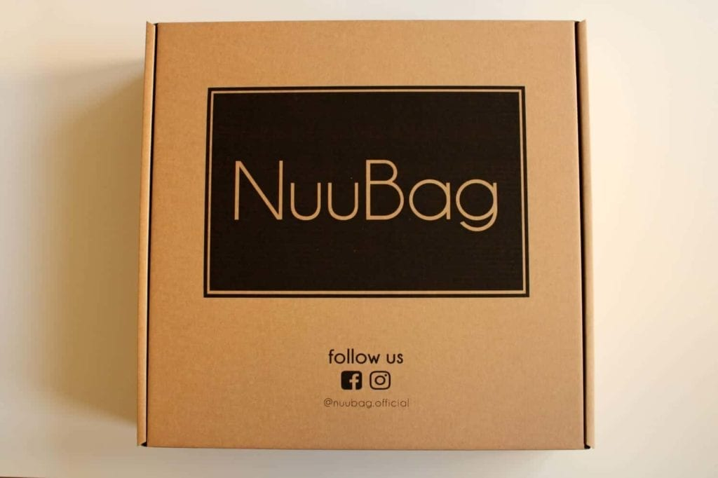 Opakowanie torebek NuuBag