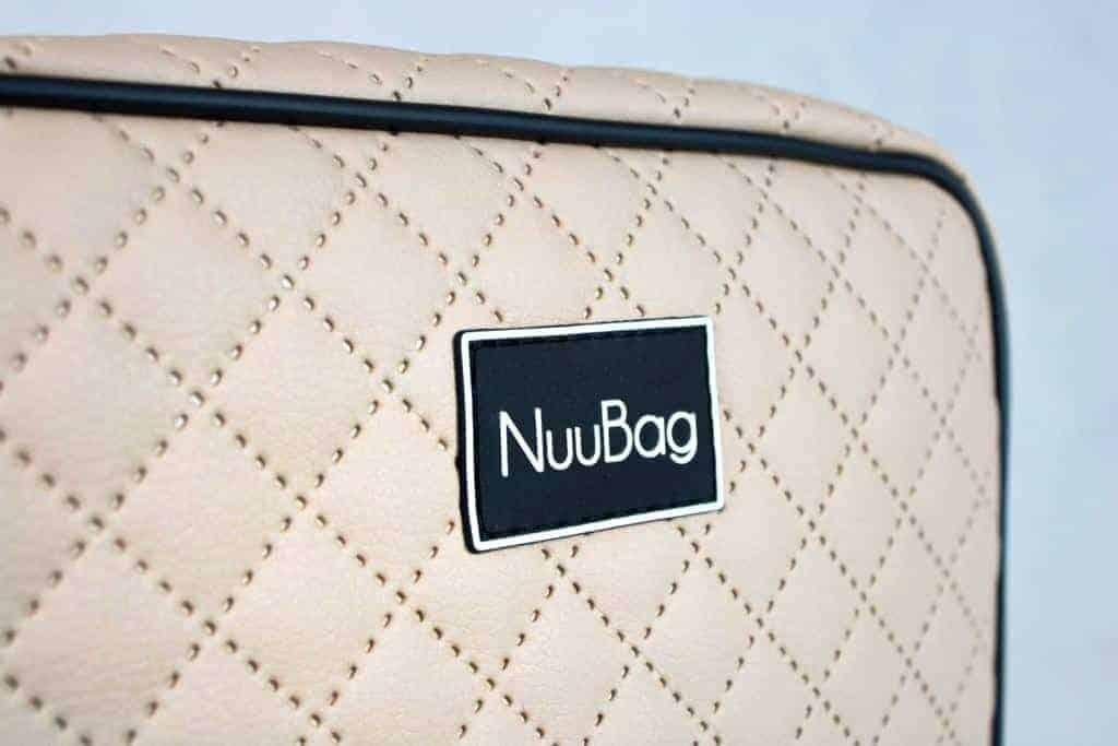 Biszkoptowa listonoszka. Polska marka NuuBag. Torebka wykonana ręcznie handmade