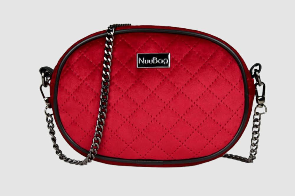 czerwona torebka damska